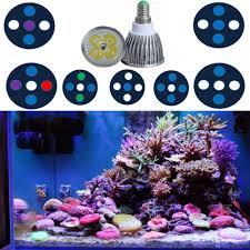 newest 15w aquarium led lighting e14 led c reef aquarium lights for refugium sump algae fish