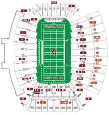 Va Tech Lane Stadium Seating Chart Lane Stadium Amenities Map Virginia Tech Athletics