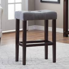 Bar Stools:Masterly Upholstered Bar Stools Kitchen Traditional With Stool  Gray Photograph Astounding High Decoreven