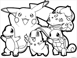 My nine year old daughter is obsessed with pokémon and its characters. Adult Pokemon Coloring Pages Cartoons Coloring Pages Free Printable Coloring Pages Online