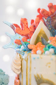 Mermaid Unicorn Cake CakeCentral