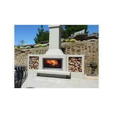 concrete outdoor fireplace nz fireplace ideas