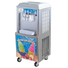 Ice Cream Vending Machine Rental Mesmerizing SS48P Soft Serve Ice Cream Freezer Machine Rental Lowe Rental