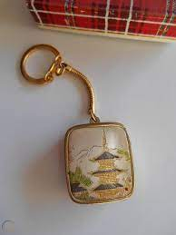 26, 2021 · sankyo music box key chain for sale | ebay. Vintage Music Box Keychain Sakura Sankyo Japan 1900706391