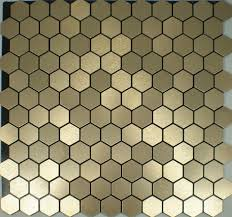 Mosaic Pattern Interesting Self Adhesive Aluminum Composite Mosaic Tiles Kitchen Backsplash