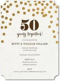 50th wedding anniversary invitations gold glitter party invitation ideas 50th wedding anniversary invitations 60th