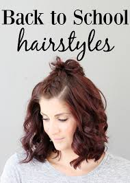 Hair Style Curling back to school hairstyles with nume curling wands ma nouvelle mode 1328 by wearticles.com