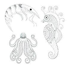 Stress Coloring Pages Animals Coloring Free Pages