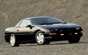Chevrolet Camaro 4th gen. (1993-2002) : SpeedDoctor.net