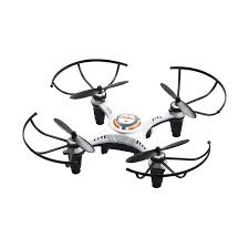 Jual H-IKEA <b>2.4G Mini RC Drone</b> 6 Axis 4CH Helicopter One Button ...