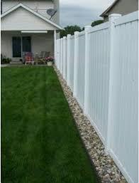Gb Fencing Designer Landscaping For Under The Fence No Weeds No Dog Digging Holes