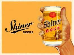 image is loading shiner bock beer can ad refrigerator tool box