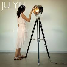 tripod floor lamp edison bulb industrial floor lamp photographers tripod floor lamp