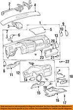 cutlass fuse box oldsmobile gm oem cutlass supreme instrument panel dash fuse box door 10259684