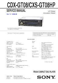 sony model cdx m610 wiring diagram schematics and wiring diagrams wiring diagram sony cdx gt420u sony cdx m610
