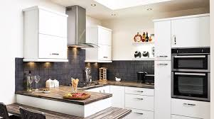 fitted kitchens for small kitchens. Aspen White Fitted Kitchen Kitchens For Small S