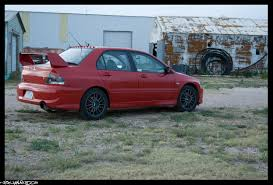 06 Evo 9 MR Rally Red ONLY 4K MILES!!!! - EvolutionM - Mitsubishi ...