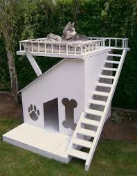 Creative Dog Houses Creative Idea Creative Castle Outdoor Dog House Idea 12 Ideas To