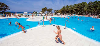 Pools Pools Zaton Holiday Resort Dalmatia Croatia