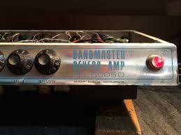 Fender Bandmaster Speaker Cabinet Fender Bandmaster Reverb The News From Main Drag