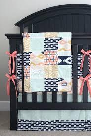 navy blue crib skirt baby bedding crib set nursery mint navy blue c peach per pad navy blue crib