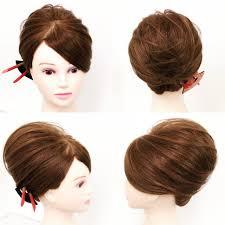 レングス別旬を取り入れた着物姿に似合うヘアセット10選hair
