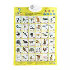 Chinese Sound Chart Limited Promotion Cherishone Baby Learning Sound Wall Charts English And Chinese Sounding Voice Chart