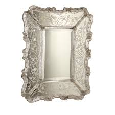 mirror glass made in murano italy end of 1800 early 1900 mirrors and frames antiques dimanoinmano it
