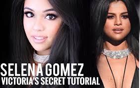 selena gomez inspired tutorial victoria secret fashion show performance beautywithtashy you