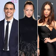 That's right we have evidence that newly single noah centineo and kylie jenner's bestie stassie karanikolaou are. Noah Centineo Gets Flirty With Stassie Karanikolaou After Alexis Ren Split