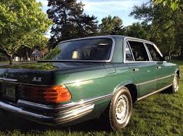 Owner's manual, spare, jack, first aid kit and and original key included. 1979 Mercedes Benz 450 Sel 6 9 Euro Spec German Cars For Sale Blog