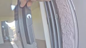 front door repairLovely Arcadia Door Repair How To Install Patio Porch Sliding