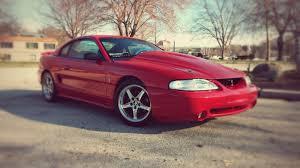 Robert Fraser's 1994 Ford Mustang on Wheelwell