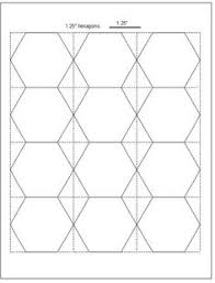 Hexagons Templates. timeless treasure trunk hexagon template. tips ... & ... hexagon templates geta s quilting studio. jewel shape cutting tutorial  pinterest Форма Драгоценности Adamdwight.com