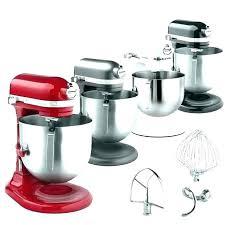 mixer stand mixers colors chart kitchenaid costco canada