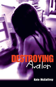 my books kate mccaffrey destroying avalon