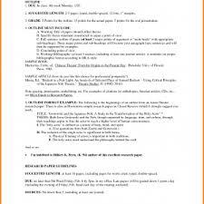 mla format essay outline mla format on research paper mla outline examples examples of essay outlines format