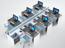 office workstation design. CGarchitect Professional 3D Architectural Visualization User Community Modern Office Workstation Design