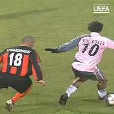 UEFA Champions League - Happy birthday, maestro Rui Costa!