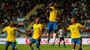 Resultado de imagen para brasil 1 argentina 0 2019