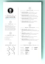 Resume Templates For Mac Best Resume Templates For Pages Mac Modern Modern Resume Template Mac