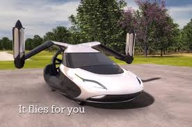 new flying car release dateNew Terrafugia TFX flying car revealed  Autocar