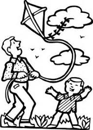 Small Picture Free Printable Kite Coloring Pages For Kids fly colouring pages