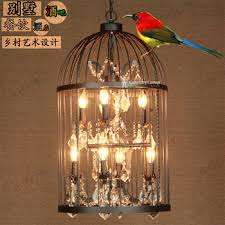 get ations american country to do the old vintage wrought iron bird cage nordic ikea living room crystal