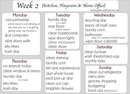 monthly house cleaning schedule template restaurant kitchen cleaning checklist pdf cleaning schedule template