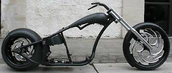 chopper rolling chassis motorcycles for sale