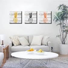 bedroom wall art canvas. Interesting Bedroom Girl12Queen Wall Art Canvas Painting Pineapple Fruit Bedroom Dining Room  Decor Gift With O