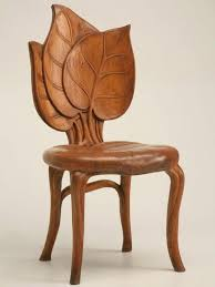 Wooden chair Modern furniture design 600x330
