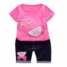 <b>2019</b> Baby Boys Sets <b>Summer</b> Toddler <b>Baby Girls</b> Short Sleeve ...