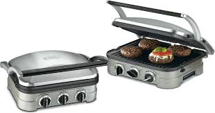 in the market for a griddler check out this deal on grab the cuisinart 5 in 1 griddler for just 57 77 regularly 184 99